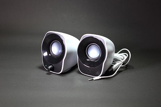 PCの音質改善にLOGICOOLの格安スピーカーZ120BWがおすすめ。