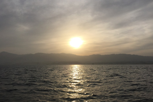 2016年 琵琶湖