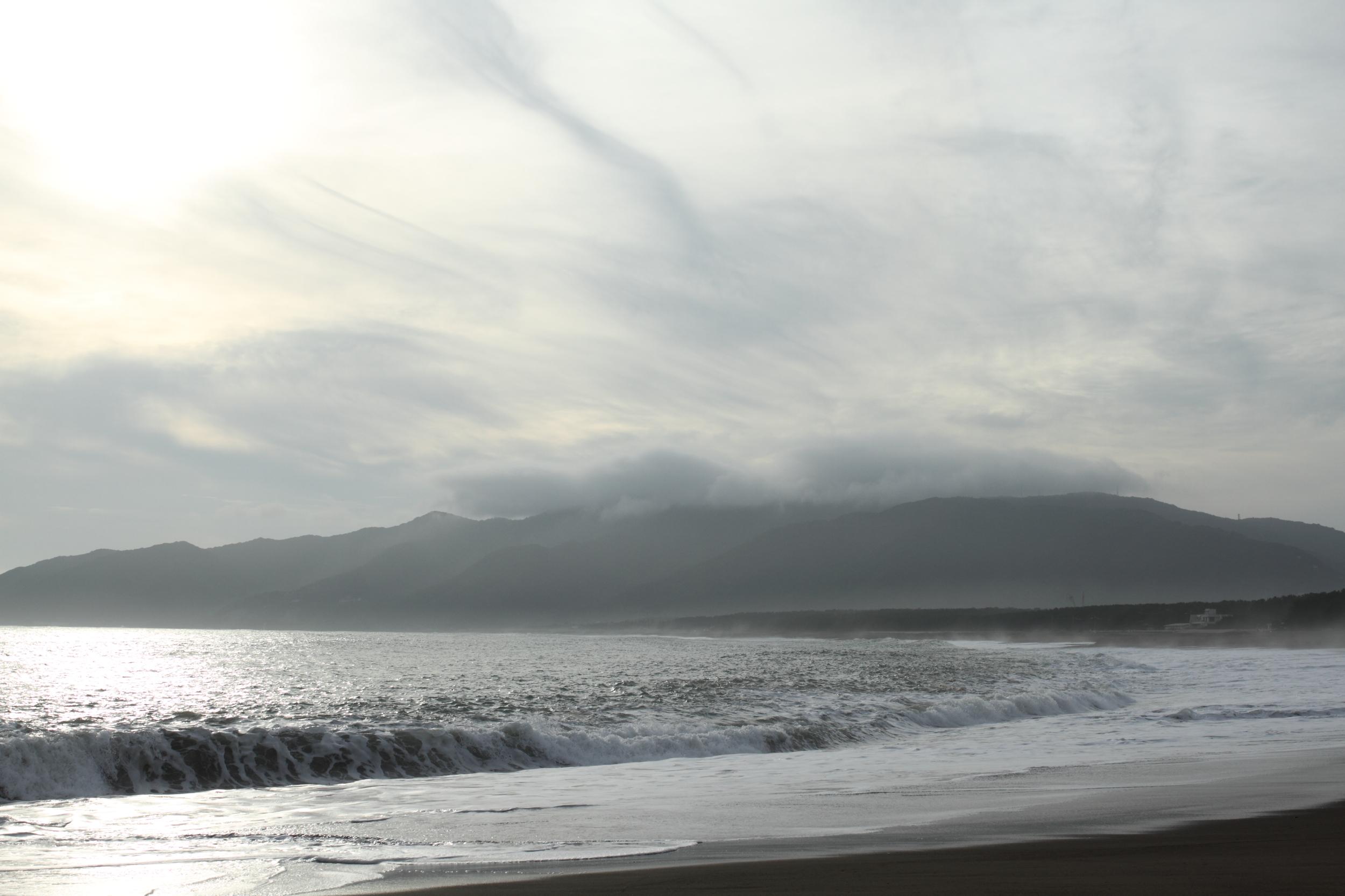 バーベキューを利用して煙樹ヶ浜でショアジギングしてきた。