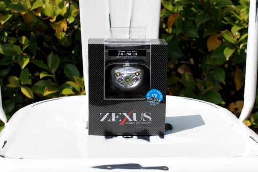 夜釣りを明るくヘッドライト買うならZEXUSがオススメ過ぎる。
